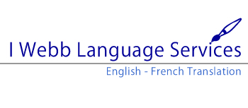 I Webb Language Services - english french translation - french translator
